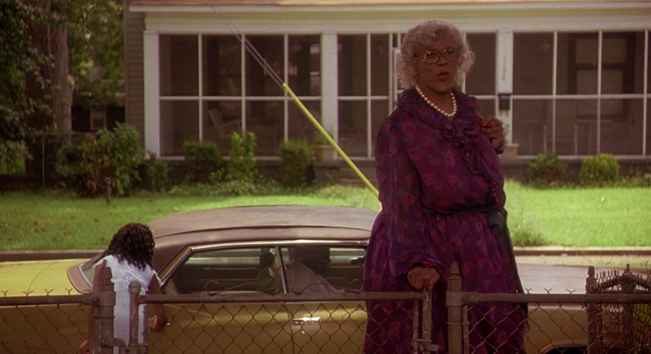 """Used Cars By Owner >> IMCDb.org: 1970 Cadillac Sedan DeVille [68349B] in """"Madea ..."""