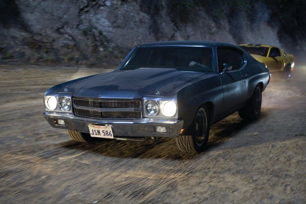"""IMCDb.org: 1970 Chevrolet Chevelle SS in """"Fast & Furious ..."""