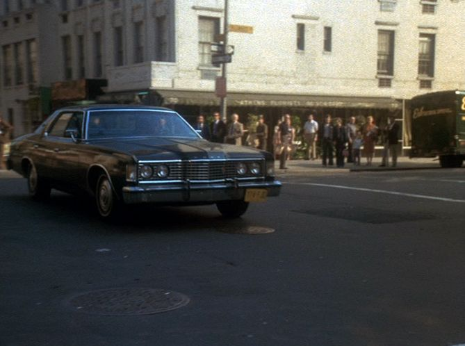 1973 ford galaxie 500 in kojak 1973 1978. Black Bedroom Furniture Sets. Home Design Ideas