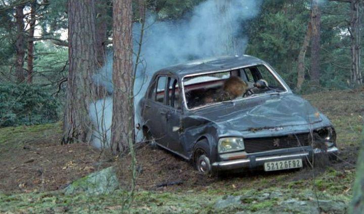 """IMCDb.org: 1969 Peugeot 504 In """"Le Choc, 1982"""""""