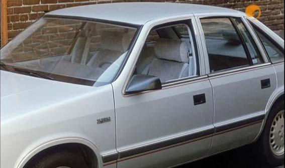 """IMCDb.org: 1986 Chrysler LeBaron GTS Turbo in """"The Golden ..."""