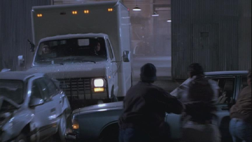 """IMCDb.org: 1983 Ford Econoline [E-350] in """"Beverly Hills ..."""