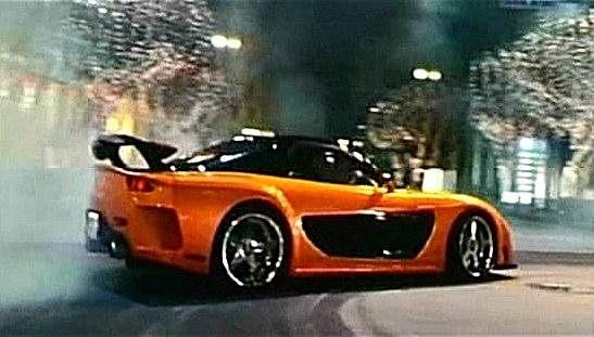 IMCDborg Mazda RX7 Veilside FD in The Fast and the Furious