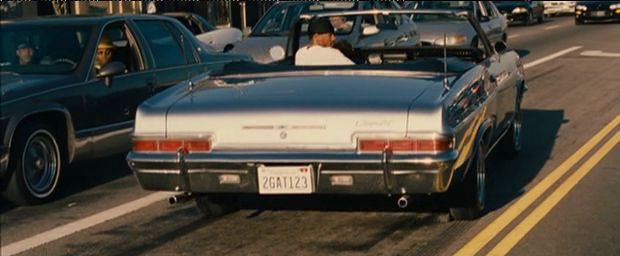 Imcdb Org 1966 Chevrolet Impala Convertible 16467 In
