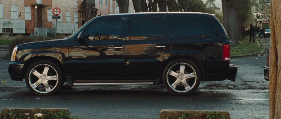 Imcdb Org 2003 Cadillac Escalade Gmt820 In Quot From Paris