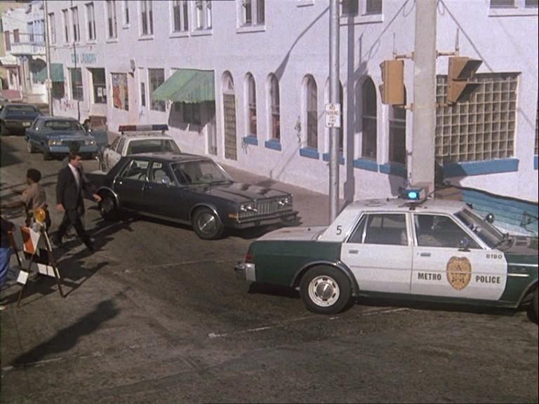 "IMCDb.org: 1981 Dodge Diplomat in ""Miami Vice, 1984-1989"""