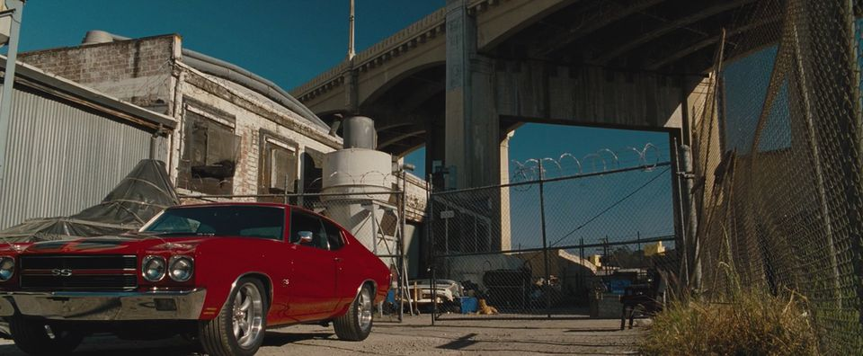 "IMCDb.org: 1970 Chevrolet Chevelle SS in ""Fast & Furious ..."