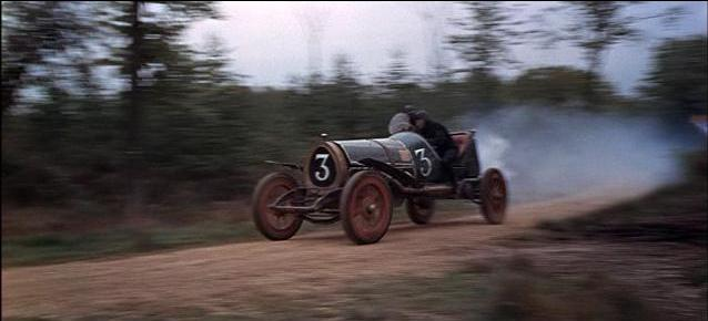 [ 1968 ] Chitty Chitty Bang Bang Opening Races - YouTube