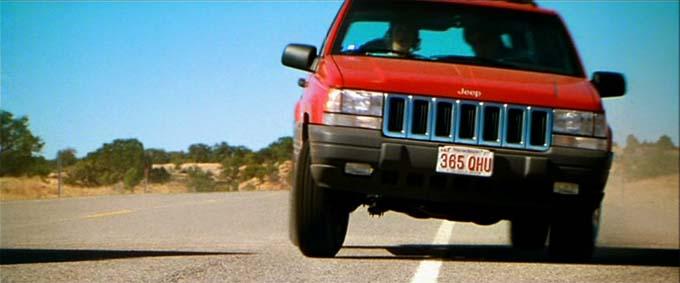 Breakdown Eb on 1996 Jeep Grand Cherokee