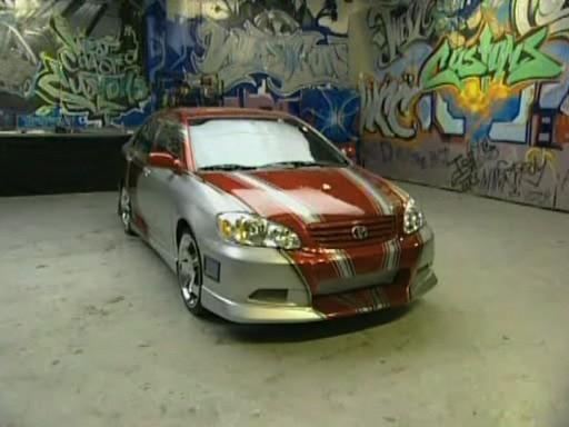 "IMCDb.org: 2003 Toyota Corolla CE In ""Pimp My Ride, 2004-2007"""