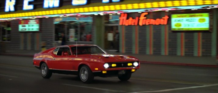 Imcdb Org 1971 Ford Mustang Mach 1 In Quot Diamonds Are
