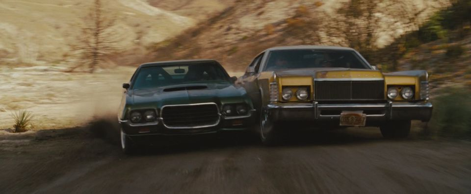 1974 lincoln continental town car 53a in fast furious 2009. Black Bedroom Furniture Sets. Home Design Ideas