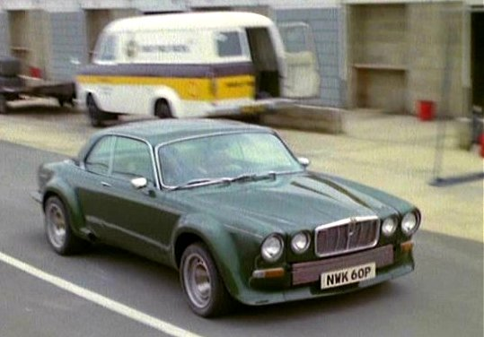 The Avengers John Steed S Car