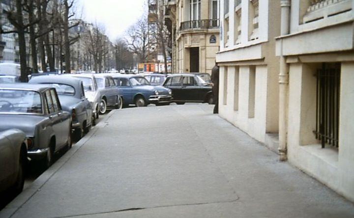 Imcdb Org 1956 Simca Aronde Ch 226 Telaine In Quot Baisers Vol 233 S