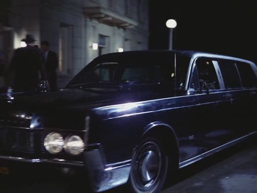1967 lincoln continental executive limousine lehmann peterson in mission impossible. Black Bedroom Furniture Sets. Home Design Ideas