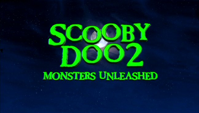 Imcdb Org Quot Scooby Doo 2 Monsters Unleashed 2004 Quot Cars