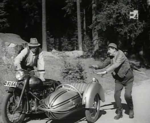Imcdb Org 1950 Triumph Speed Twin In Quot 197 Sa Nisse P 229 Nya