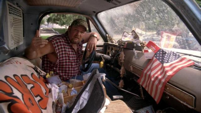 Larry the Cable Guy Health Inspector Truck