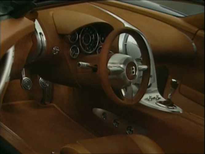 1999 bugatti veyron eb 18 4 concept in the history of bugatt. Black Bedroom Furniture Sets. Home Design Ideas