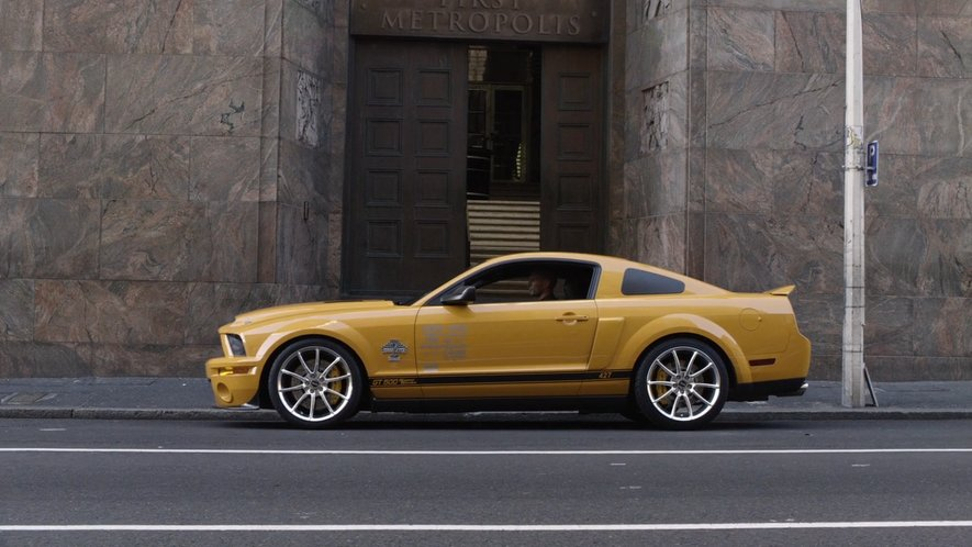 Imcdb Org Ford Shelby Gt Svt Super Snake In