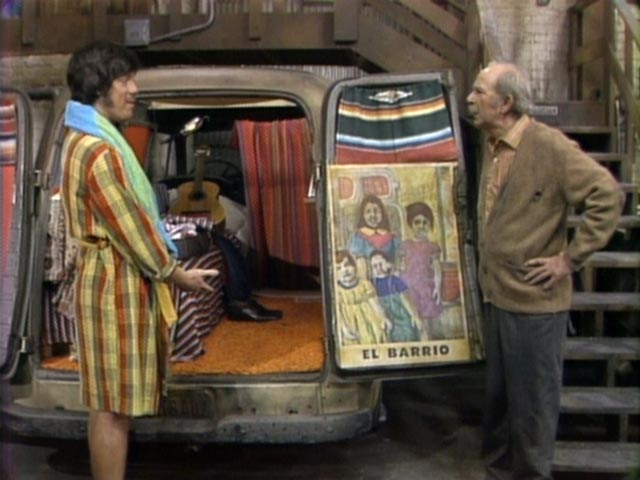 """True Cars Used >> IMCDb.org: 1954 Dodge Town Panel in """"Chico and the Man ..."""