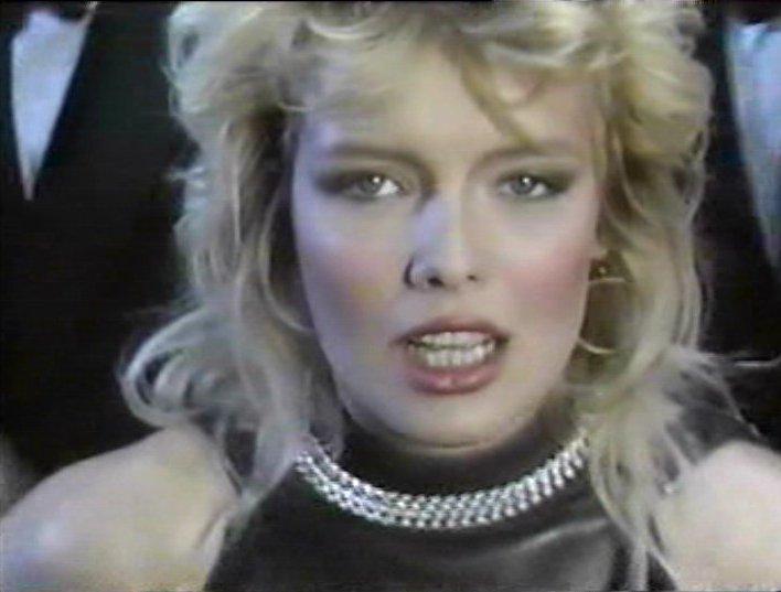 Imcdb Org Quot Kim Wilde Love Blonde 1983 Quot Cars Bikes