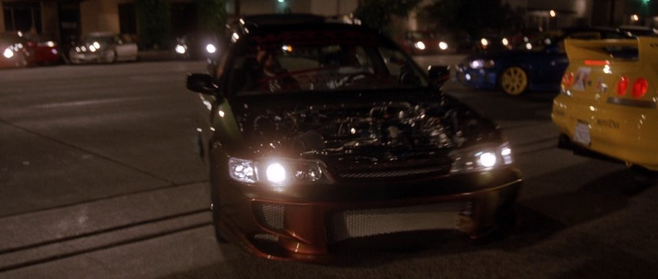 1994 honda accord wagon in the fast and the for Fastest honda accord