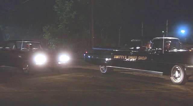 imcdborg 1963 cadillac flower car in quotthe hollywood