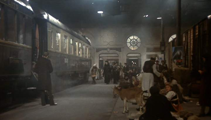 murder on the orient express 1974 cars. Black Bedroom Furniture Sets. Home Design Ideas