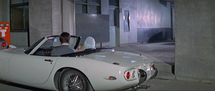 imcdborg 1967 toyota 2000gt mf10 in quotyou only live