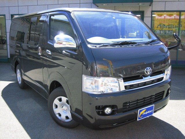 2004 toyota hiace super gl h200 in desu n to the last name 2006. Black Bedroom Furniture Sets. Home Design Ideas