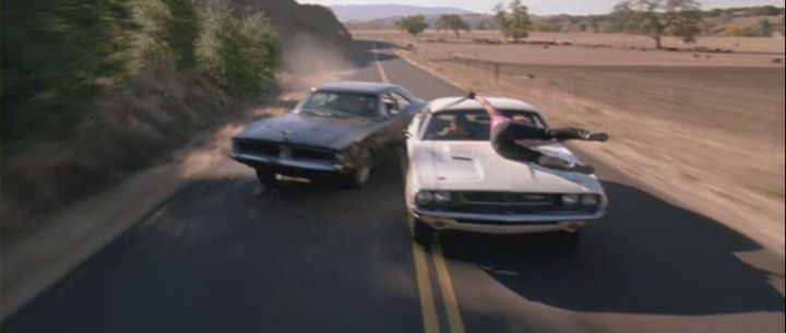 Imcdb Org 1970 Dodge Challenger In Quot Death Proof 2007 Quot
