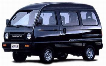 IMCDb.org: 1991 Daewoo Damas in