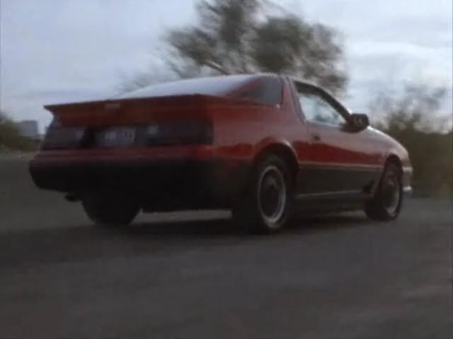 "IMCDb.org: 1986 Dodge Daytona Carroll Shelby [G] in ""The ..."