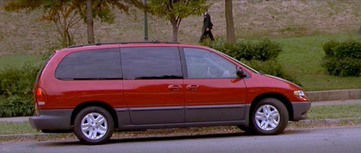 Thejackal Chryslervoyager on 2001 Chrysler Town And Country