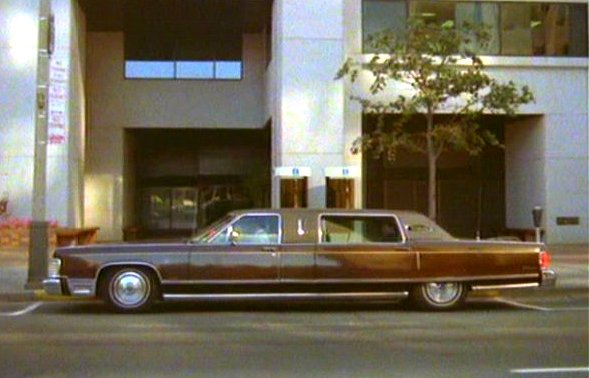 Imcdb Org 1975 Lincoln Continental Stretched Limousine In
