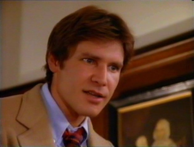 Harrison Ford 1977 Young harrison ford in his
