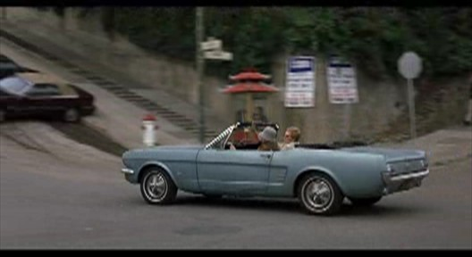 Imcdb Org 1966 Ford Mustang In Quot The Princess Diaries 2001 Quot