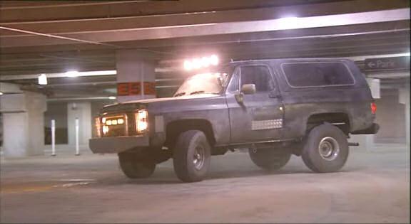 "IMCDb.org: 1979 Chevrolet Blazer [K-5] in ""Throttle, 2005"""