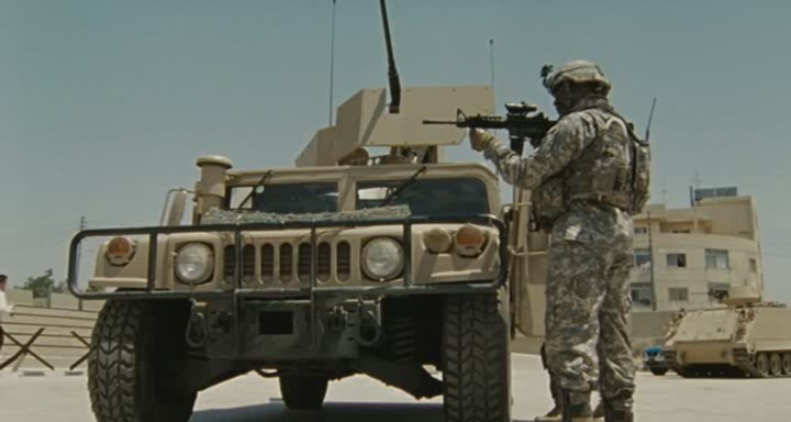 Imcdb Org Am General Hmmwv Modified To Resemble M1114 In