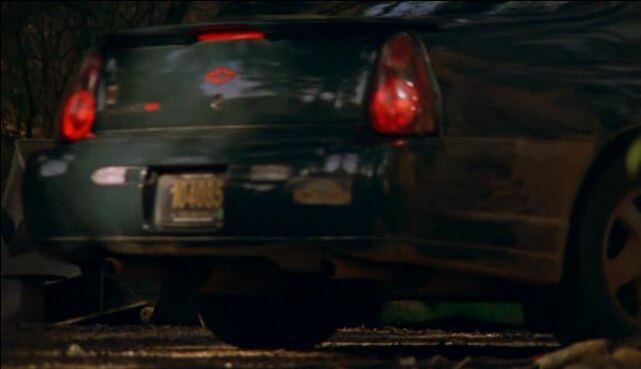 """IMCDb.org: 2000 Chevrolet Monte Carlo in """"War of the ..."""