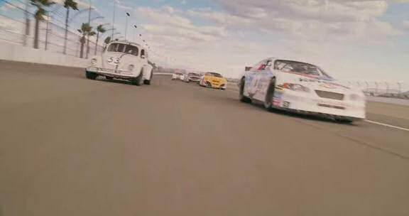 "IMCDb.org: Chevrolet Monte Carlo NASCAR in ""Herbie: Fully ..."