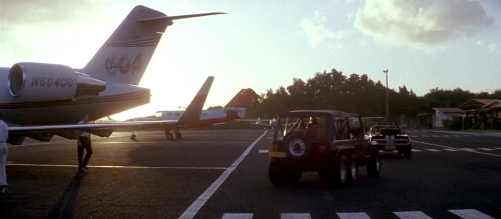 "1987 Jeep Wrangler >> IMCDb.org: 1987 Jeep Wrangler Customized [YJ] in ""The ..."