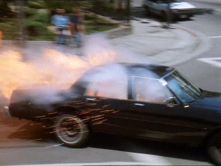 Imcdb Org 1987 Chevrolet Caprice 9c1 In Quot Recoil 1998 Quot