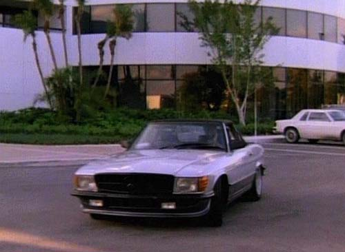 The Cars Of Miami Vice It Rolls