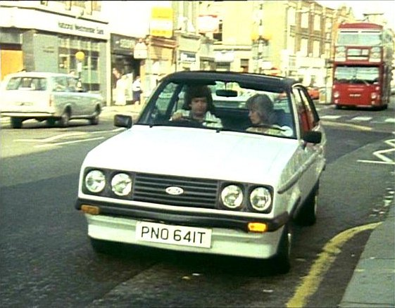 1977 ford escort rs 2000 mkii in the professionals 1977 1983. Black Bedroom Furniture Sets. Home Design Ideas