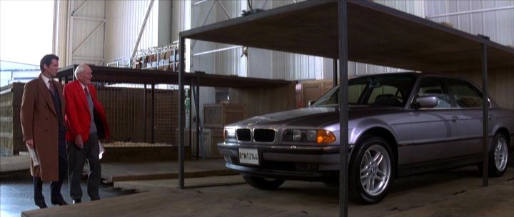 Imcdb Org 1997 Bmw 750il E38 In Quot Tomorrow Never Dies 1997 Quot