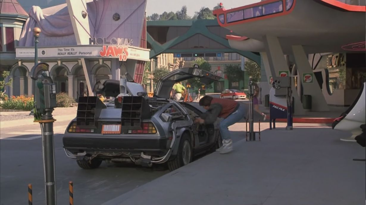 Back to the Future 1986