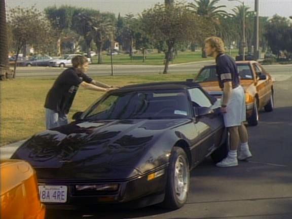 Steve Sanders Corvette Imcdb Org 1990 Chevrolet Corvette