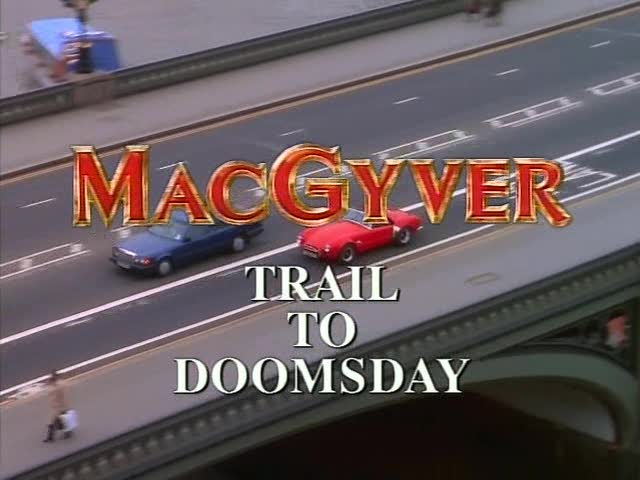 Imcdb Org Quot Macgyver Trail To Doomsday 1994 Quot Cars